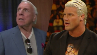 Ric Flair Thinks Dolph Ziggler Might Actually Retire After No Mercy