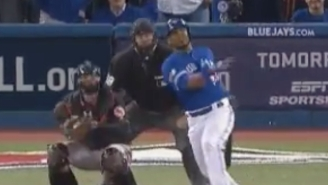 The Blue Jays Move Onto The ALDS Thanks To This Mammoth Walk-Off Homer By Edwin Encarnacion