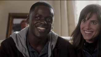 The Trailer For Jordan Peele's 'Get Out' Is Downright Scary As Hell