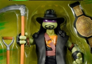 WWE Is Partnering With Teenage Mutant Ninja Turtles For The Best Mash-Up Action Figures Ever