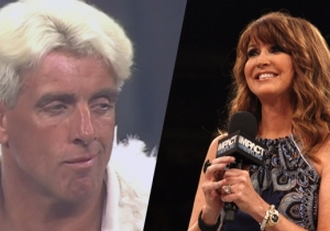 Ric Flair Thinks Dixie Carter Is Responsible For Leaking The TNA-WWE Sale Rumors
