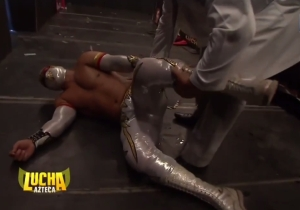 The Original Sin Cara Injured Himself Yet Again During A Match In Mexico