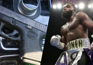 Former Boxing Champ Adrien Broner Is Safe After Threatening To Commit Suicide On Instagram