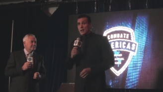 Alberto El Patron Will Step Down As President Of Combate Americas