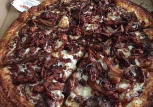 Little Caesars Wants To Fulfill Your Brisket-Smothered Pizza Dreams