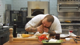 Watching Action Bronson Get Stoned As He Preps 'The Perfect Sandwich' Is Absolutely Mezmerizing