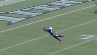 Kendall Wright Scored A Touchdown After This Incredible Diving Catch