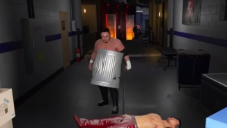 The Hilarious 'WWE 2K17' Glitches Are Finally Here, And They Were Worth The Wait
