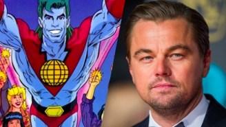 Leonardo DiCaprio Will Make '90s Kids' Dreams A Reality With A 'Captain Planet' Film
