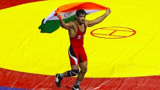 WWE Is Trying Hard To Recruit An Indian Olympic Medalist