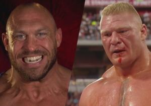 Ryback Thought His Idea For A WrestleMania Match Against Brock Lesnar Would Smash PPV Records