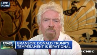 Richard Branson's Tale Of Meeting Trump Paints A Portrait Of A Man With A Strong Appetite For Revenge