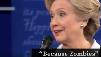Bad Lip Reading Turns The Second Presidential Debate Into A Poetry Slam For The Ages