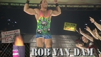 Rob Van Dam Revealed He Walked Out On Vince McMahon In 1997 Rather Than Sign With WWE