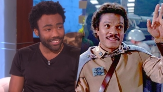 Donald Glover's Mom Told Him 'Don't Mess This Up' After He Was Cast As Lando Calrissian