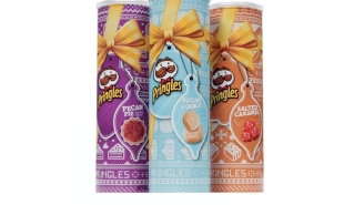 Pringles' New Sugar Cookie Flavor Is Peak Sugar-Meets-Salty, But Will It Work?