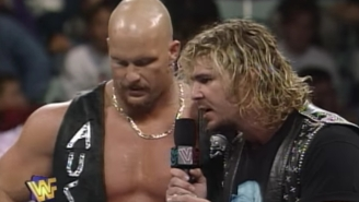 Steve Austin Insists Brian Pillman Never Broke Character Or Told Anyone His Plans
