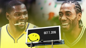 You Will Beam At Your Favorite Team As The NBA Honors World Smile Day