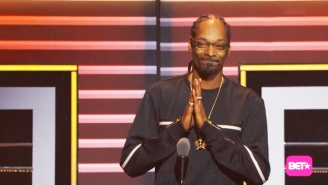 Snoop Dogg's BET Hip Hop Awards Acceptance Speech Is Required Listening For Every Artist