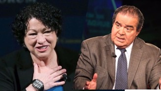 Justice Sotomayor Jokes About The Times She Wanted To Smack Justice Scalia With A Baseball Bat
