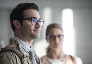 'Supergirl's' Melissa Benoist calls Superman's arrival a 'necessary relationship to explore'