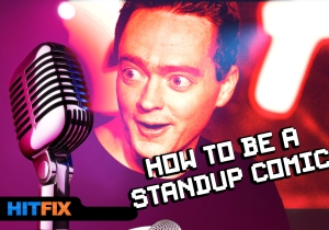 Mark Ellis' guide to stand-up comedy