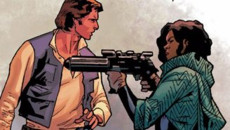 The Star Wars comic could be hiding the plot to Han Solo's prequel in plain sight