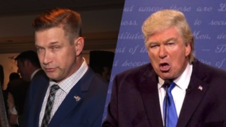 'Bio-Dome' Star Stephen Baldwin On Brother Alec's Trump Impression: 'I Don't Think It's Very Funny'