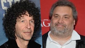 Artie Lange Definitely Isn't A Fan Of Howard Stern's New Toned-Down, Celeb-Friendly Persona
