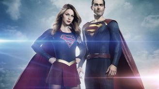 Review: 'Supergirl' welcomes Superman in a promising arrival on the CW