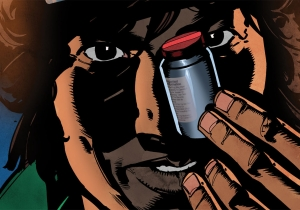 Exclusive: SURGEON X #2 examines the breakdown of society in post-antibiotic world