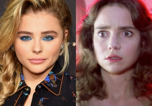 Horror remake queen Chloe Grace Moretz has been cast in 'Suspiria'