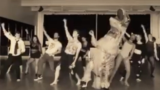 Dancing T-Rex Is Back With A 'Thriller' Routine To Make Your Halloween Perfect