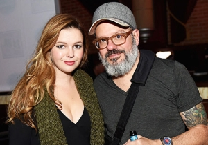 Amber Tamblyn Reveals That She And David Cross Are Having A Baby Girl In A 'Glamour' Op Ed