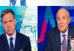 Giuliani Fuels Trump's Conspiracy Theory Of A 'Rigged' Election: 'Dead People Generally Vote For Democrats'