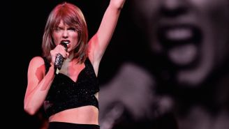 Taylor Swift Didn't Get The Super Bowl Halftime Show, But She's Doing The Next Best Thing