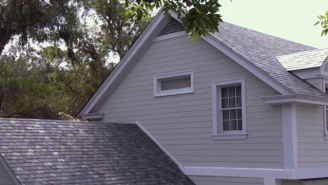 Elon Musk Just Unveiled A Solar Roof That Will Be Cheaper Than Your Boring Regular Roof