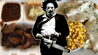 A Halloween-Inspired Two Stop Tour Of The 'Texas Chainsaw Massacre' Restaurants