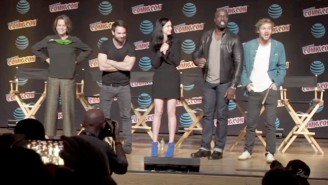 Netflix Assembled Marvel's 'The Defenders' For The First Time At New York Comic-Con