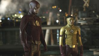What's On Tonight: 'The Flash' Returns And The Potential Vice Presidents Debate