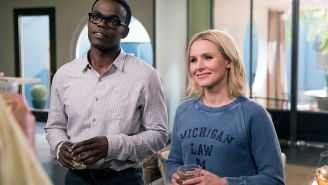 'The Good Place' explores soulmates in 'Category 55 Emergency Doomsday Crisis'