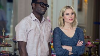 Review: 'The Good Place' did a very surprising — and smart — thing tonight