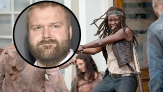 'The Walking Dead' Creator Robert Kirkman Knows The Source Of The Outbreak, But He's Keeping Tight Lipped