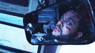 The Weeknd's 'False Alarm' Video Is A Wicked, Bloody Mess You Can't Look Away From