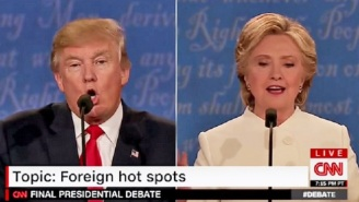 The Funniest Tweets About The Third Presidential Debate