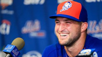 Tim Tebow Allegedly Saved A Man's Life With Prayer After A Baseball Game. No, Seriously.