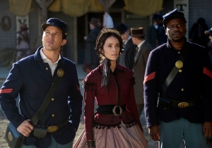 Review: Can 'Timeless' prevent 'The Assassination of Abraham Lincoln'?