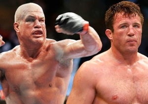 Chael Sonnen Begins His 'Legends Ass-Kicking Tour' With Tito Ortiz In 2017