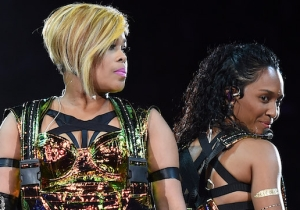 TLC's Chilli Said She Is Firmly In The 'All Lives Matter' Camp