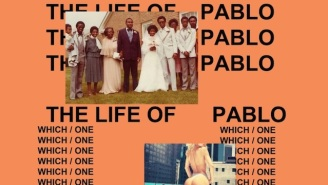 Kanye West's 'The Life Of Pablo' Officially Went Platinum